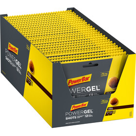 PowerBar PowerGel Shots Box 24 x 60g, Cola